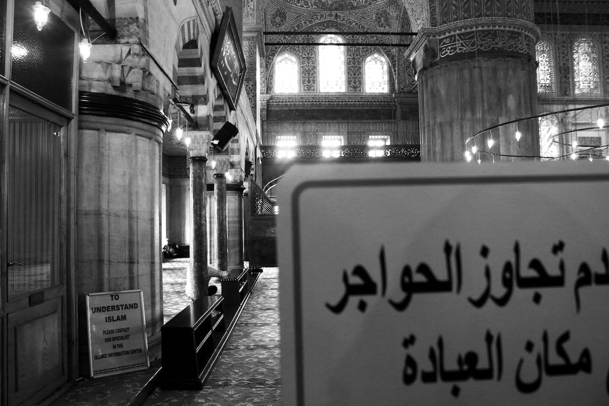 Alice Mestriner - Turchia/Istambul